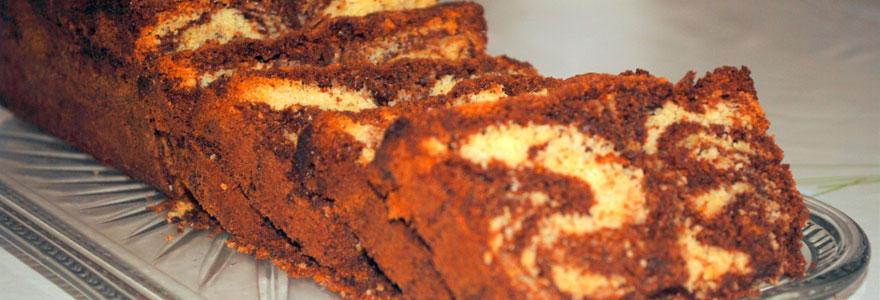 Marbré-chocolat