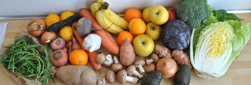Légumes du mois - Janvier