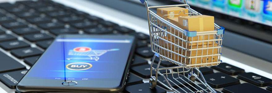 Trouver une application pour faciliter les courses en ligne