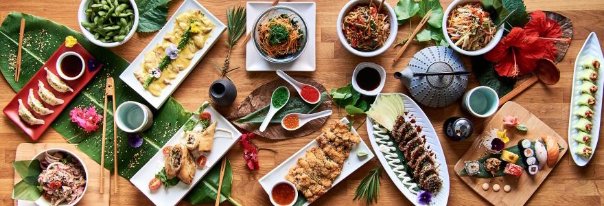 restaurants japonais