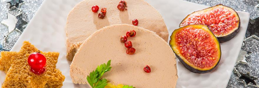 Achat de foie gras en ligne